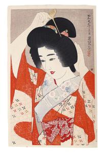 Japanese Meiji art-itofukassui