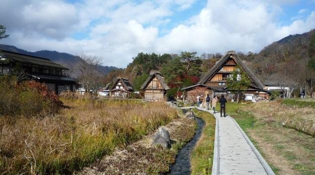 Sirakawa Village